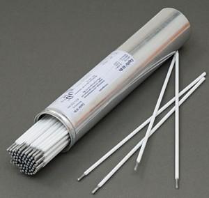 Электроды по алюминию(фото)